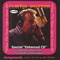 When The Neon Lights Come On-Curtis Potter-CD
