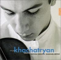 Violin Concertos-Sergey Khachatryan-CD