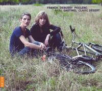 Sonates De Debussy Franck & Poulen-Gastinel Desert-CD