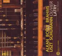 Piano Pedalier-Olivier Latry-CD