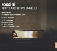 Petite Messe Solennelle-Accentus-CD