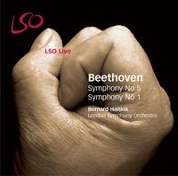 Beethoven / Symphonies n'1 & 5-Haitink, Lso-CD