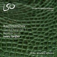 Symphony No.1-Lso, Mariinsky & Gergiev-CD