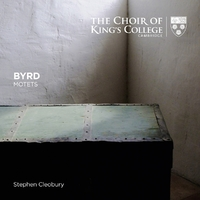 Motets-The Choir Of Kings College-CD