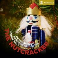 The Nutcracker-Mariinsky Orchestra & Gergiev-CD