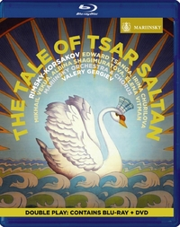 Valery Gergiev & Edward Tsanga & Mi - The Tale Of Tsar Saltan-Blu-Ray