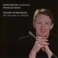 Mozart Symphonies Nos.40 & 41-Manchester Camerata-CD