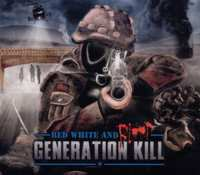 Red White And Blood-Digi--Generation Kill-CD