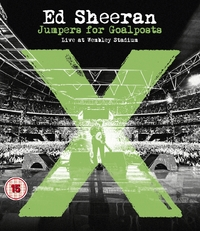 Ed Sheeran - Jumpers For Goalposts Live At-Blu-Ray