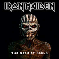 The Book Of Souls (Standard)-Iron Maiden-CD