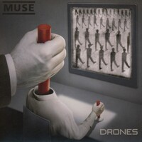 Drones-Muse-CD