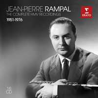 The Complete HMV Recordings-Jean-Pierre Rampal-CD