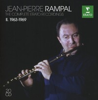 Complete Erato Record. Vol 2-Jean-Pierre Rampal-CD