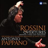 Ouvertures-Antonio Pappano-CD