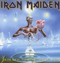 Seventh Son Of A Seventh Son-Iron Maiden-LP