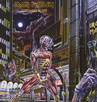 Somewhere In Time-Iron Maiden-LP