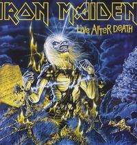 Live After Death-Iron Maiden-LP