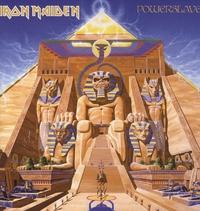 Powerslave-Iron Maiden-LP