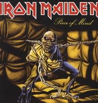 Piece Of Mind-Iron Maiden-LP