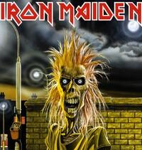 Iron Maiden-Iron Maiden-LP