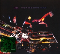 Live At Rome Olympic (DVD)-Muse-CD