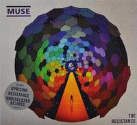 The Resistance-Muse-CD