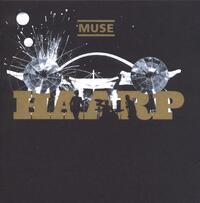 Muse - H.A.A.R.P. (Haarp) - Live (CD+DVD)-DVD+CD