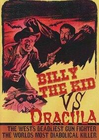 Billy The Kid Vs. Dracula-DVD