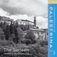 Palestrina Volume 7-Christophers Harry, Sixteen The-CD