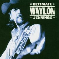 Ultimate Waylon Jennings-Waylon Jennings-CD