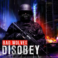 Disobey-Bad Wolves-CD