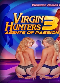 Movie - Virgin Hunters 3; Agents Of Passion-DVD