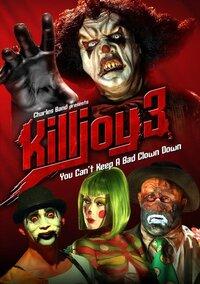 Killjoy 3-DVD