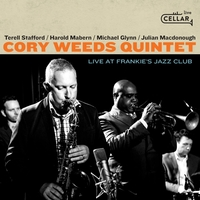 Live At.. -Live--Cory Weeds-CD