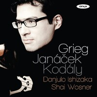 Cello Sonatas-Ishizaka Wosner-CD