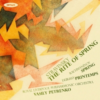 The Rite Of Spring Le Printemps SPR-Royal Liverpool Philharmonic Orches-CD