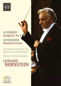 Symphony No.9/Manfred Ove (Import)-DVD