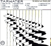 The Needle Was Travelling-Tarwater-CD