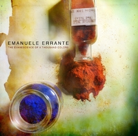 The Evanescence Of A Thousand Colors-Emanuele Errante-CD