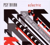 Eclectic + Eclectricism (LTD)-Psy'aviah-CD