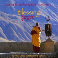 Blessing-Monks From The Spituk Monastery-CD
