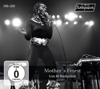 Live At.. -CD+DVD--Mother's Finest-CD