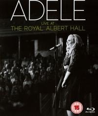 Adele - Live At The Royal Albert Hall-Blu-Ray