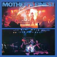 Live-Mother's Finest-CD