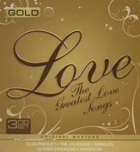Gold - Greatest Love Songs--CD