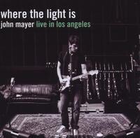 Where The Light Is: John Mayer-John Mayer-CD