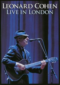 Leonard Cohen - Live In London-DVD