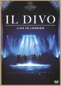 Il Divo - Live In London-DVD