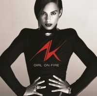 Girl On Fire-Alicia Keys-CD