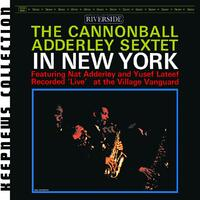 In New York Keepnews Collection)-Cannonball Adderley Sextet-CD